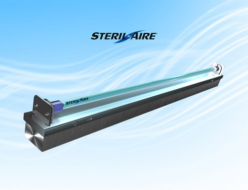 Steril Aire UVC light DE series
