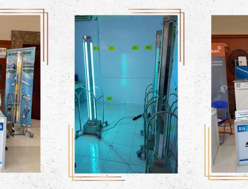 Hệ thống khử nhiễm khuẩn trong phòng