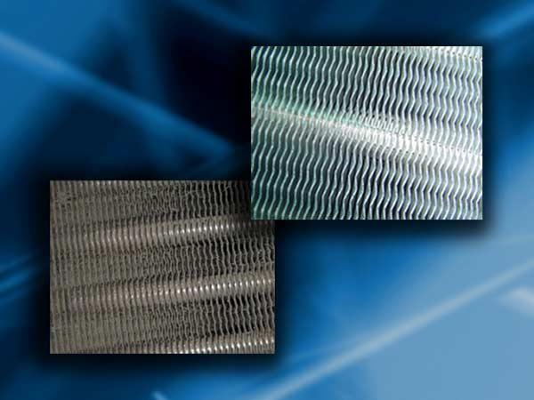 Đèn tia cực tím UVC làm sạch dàn trao đổi nhiệt